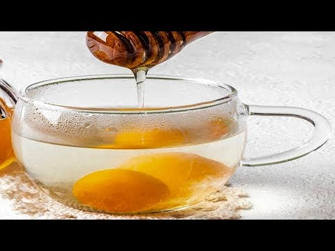 how to eat honey in morning