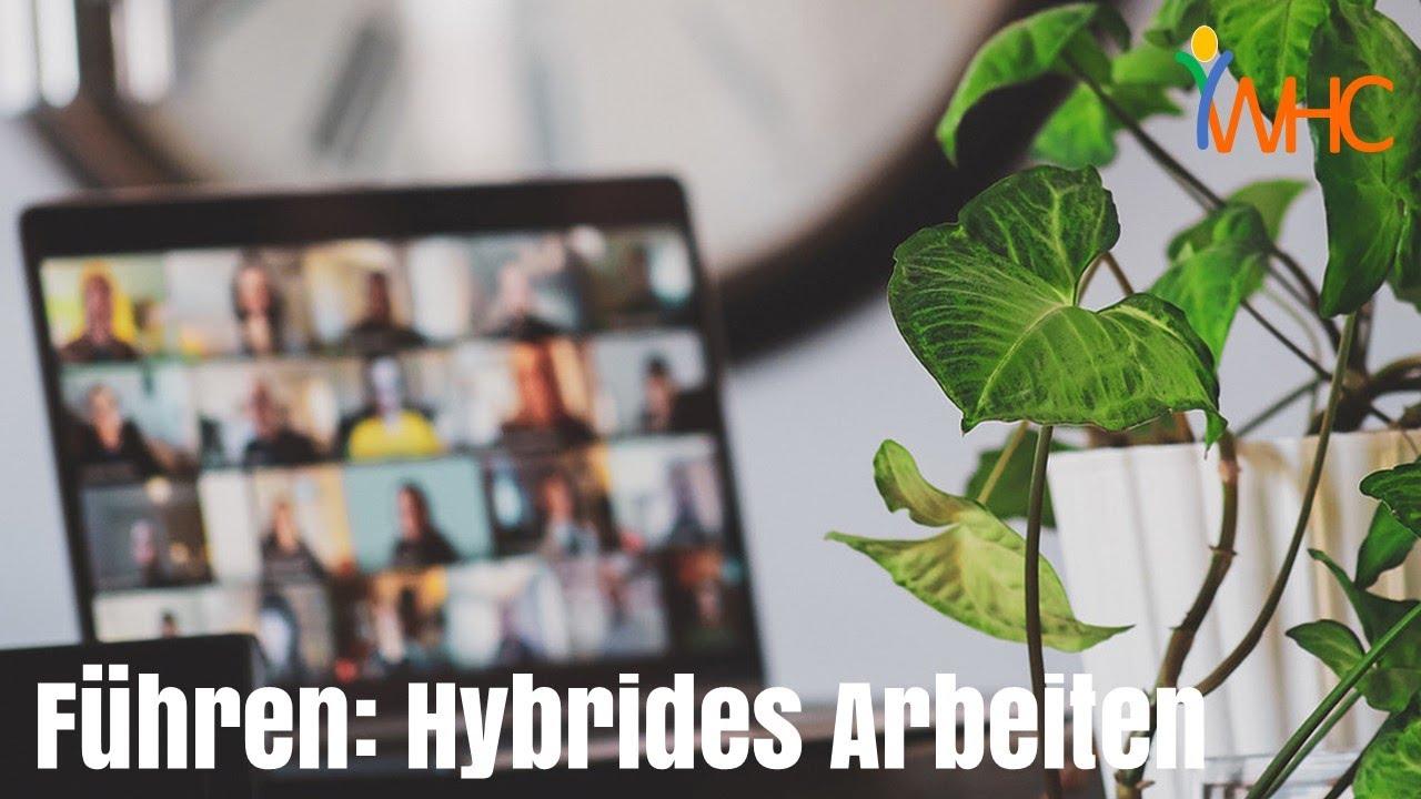 Wie geht hybrides Arbeiten?
