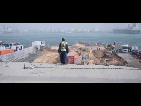 Dakar Terminal #2/4 : Une infrastructure moderne (Bolloré Ports)