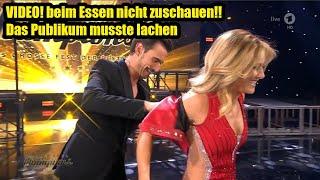 VIDEO! beim Essen nicht zuschauen!! Helene Fischer & Florian Silbereisen. Das Publikum musste lachen