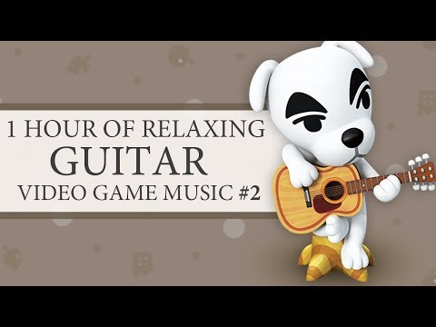 1 Hour of Relaxing Guitar Video Game Music (Part 2)