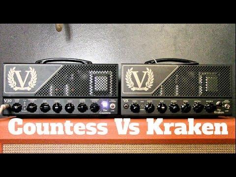 Victory Amps - V30 Countess Vs VX Kraken