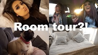 Room tour & Pugs & Singing our hearts out