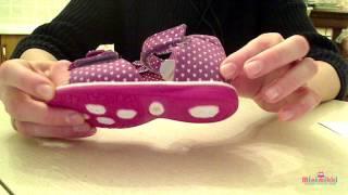 Обзор детской обуви (сандалии) Indigo kids