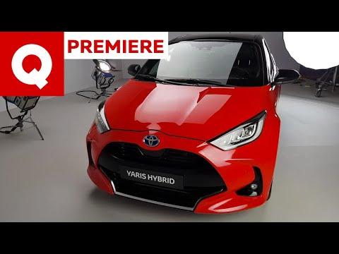 Nuova Toyota Yaris: ecco com'è