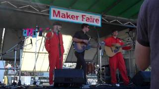 Maker Faire 2010: OK Go - Here It Goes Again