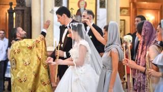 Венчание в Грузии. Тбилиси церковь Самеба.