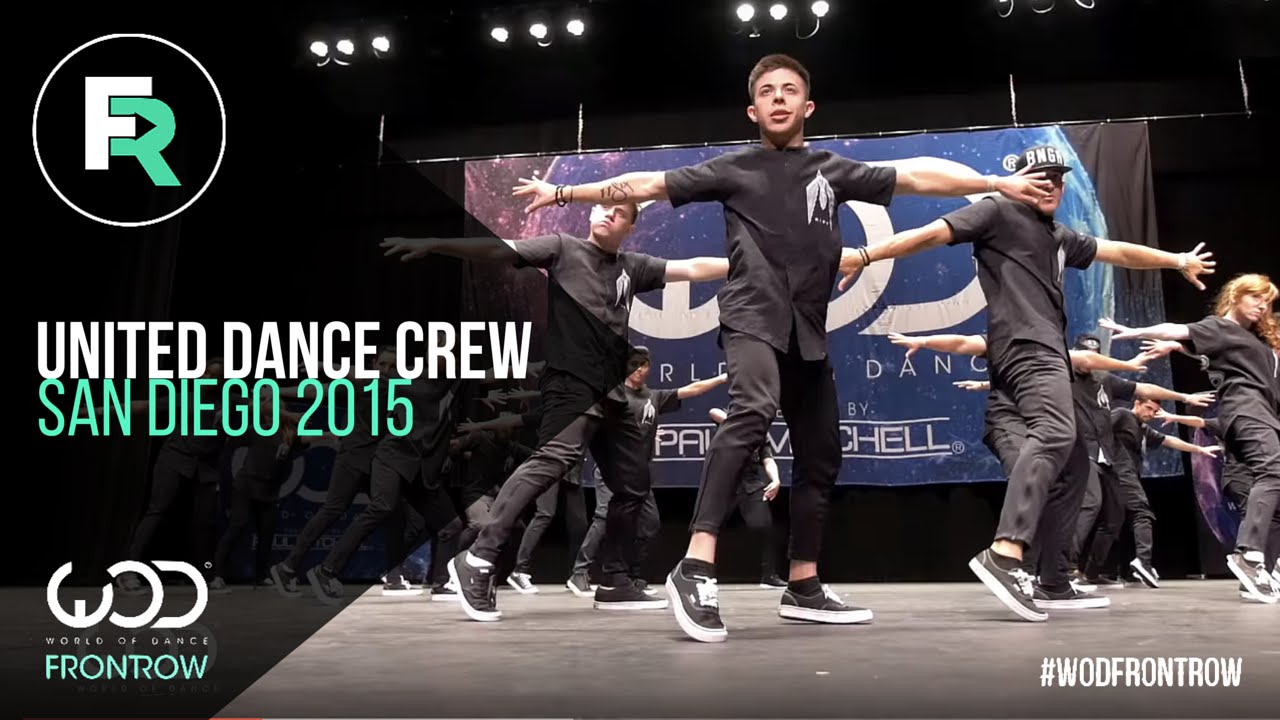 United Dance Crew   2nd Place Upper Division   FRONTROW ...