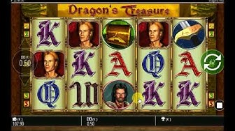 Online Casino Test des Slots Dragons Treasure im 888-Casino
