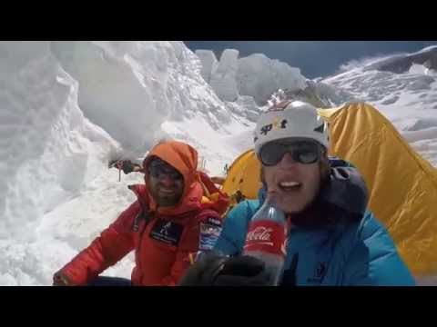 Annapurna 8091m Expedition   without suppl  oxygen to one of the most dangerous summits