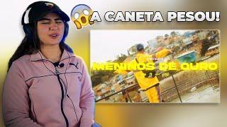 GUXTA - MENINOS DE OURO 🥇 (Videoclipe Oficial) [REACT Mah Moojen]