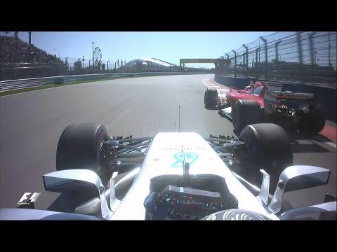 2017 Russian Grand Prix: Race Highlights