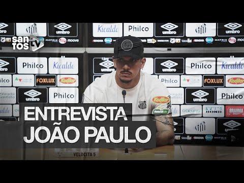 JOÃO PAULO | ENTREVISTA (28/10/20)