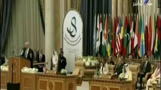 كلمة الرئيس الامريكي دونالد ترامب أمام القمة العربية الإسلامية الأمريكية بالرياض