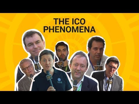 What about ICO? Initial Coin Offering opinions to be provided by experts