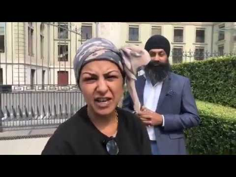 Full Video: Singer Hard Kaur Uses Bad Words For Narendra Modi and Amit Shah