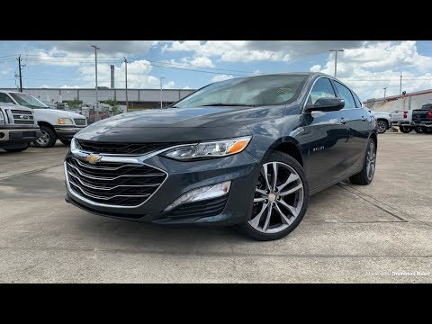 2020 Chevrolet Malibu Premier (2.0L Turbo) - Review