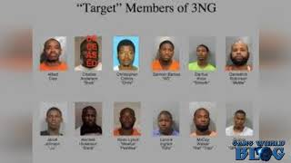 Gang behind deaths of one year old girl, rapper Magnolia Shorty, several others (3NG)