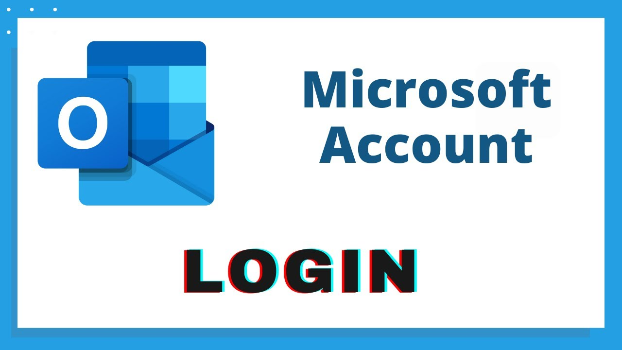 How to Login Microsoft Account? Hotmail Login | Outlook