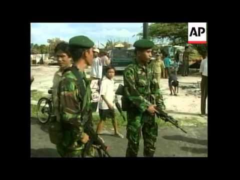 BORNEO: ETHNIC VIOLENCE UPDATE