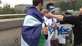 Шотландия сделала свой исторический выбор
