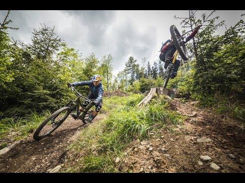 Godziek Brothers X NS Bikes Nerd