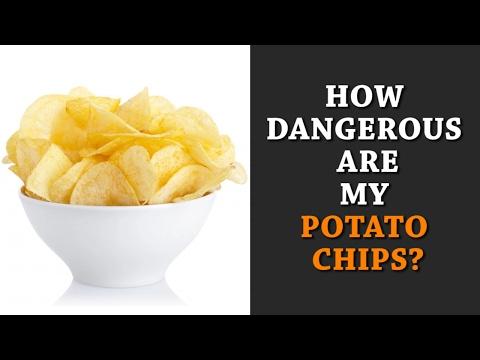 How dangerous are my Potato Chips?ǀ Potato Chips Health Risks