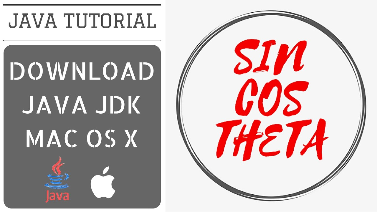 How to install java jdk 8 9 with java_home on macos mac os x youtube.