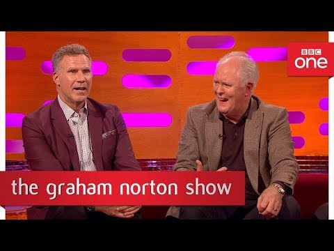 John Lithgow reveals he voiced Yoda  The Graham Norton : 2017  BBC One