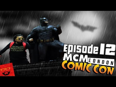 MCN Comic Con 2017   Part 4   Food, Comic's, Games & Cosplay Best Of Show!