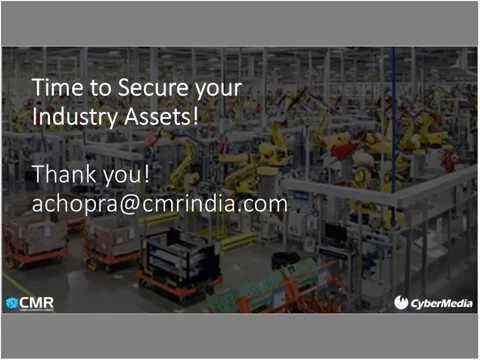 Enabling Industry 4.0: Securing Cyber-Physical Assets