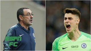 Kepa Arrizabalaga fallout: Has Sarri lost control of Chelsea? Will he be sacked? | Premier League