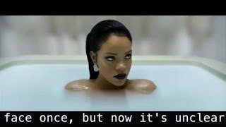 Rihanna   Never Ending  lyrics    2016 HD, 720p