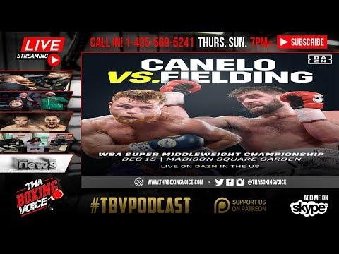 🔴Canelo vs Fielding Predictions⁉️AJ Finally Comes For Wilder😱 Ramirez vs Hart⁉️