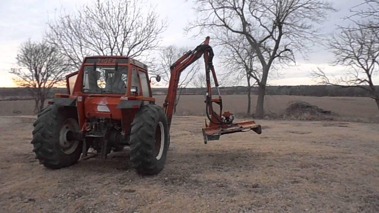 Fiat Hesston Tractors Farm : Fiat hesston tractor youtube