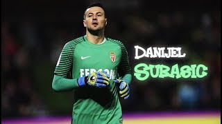 Danijel Subašić 2016/17 Amazing saves - AS monaco