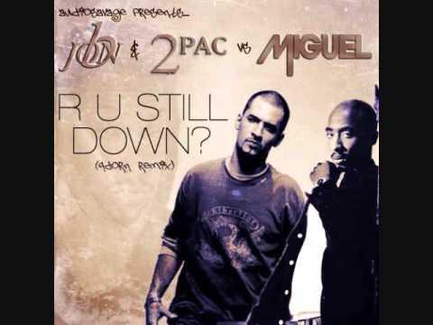 Jon B & Tupac -  Are U Still Down?  (Slowed &...