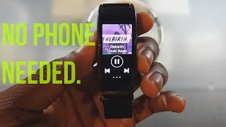 How to Stream & Download Spotify Music on Your Samsung Gear Fit2