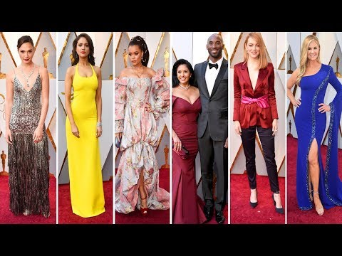 Oscars 2018 [90th Academy Awards]Red Carpet | Full Video | Celebrity Dresses