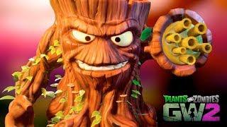 ОТКРЫВАЮ ПЕНЬКА [Torchwood] Растения против Зомби Садовая Война 2