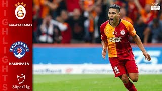 Galatasaray 1 -0 Kasimpasa - HIGHLIGHTS & GOALS - 9/13/19