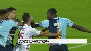 Ligue 1 Conforama - Barrages