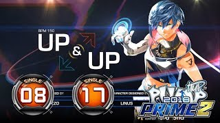 Up & Up S8 & S17 | PUMP IT UP PRIME 2 (2018) Patch 2.02