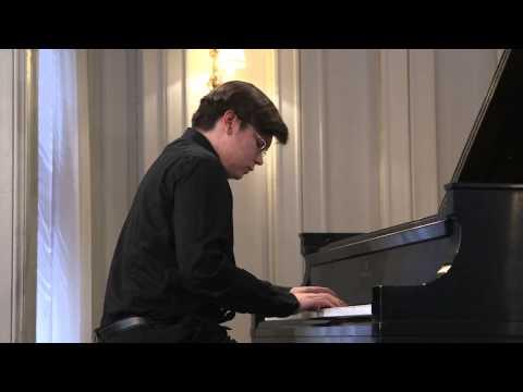 Tristan Teo - Solo Competition Recital - PianoArts 2014