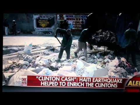 Clinton Haitian Government , Gold mine