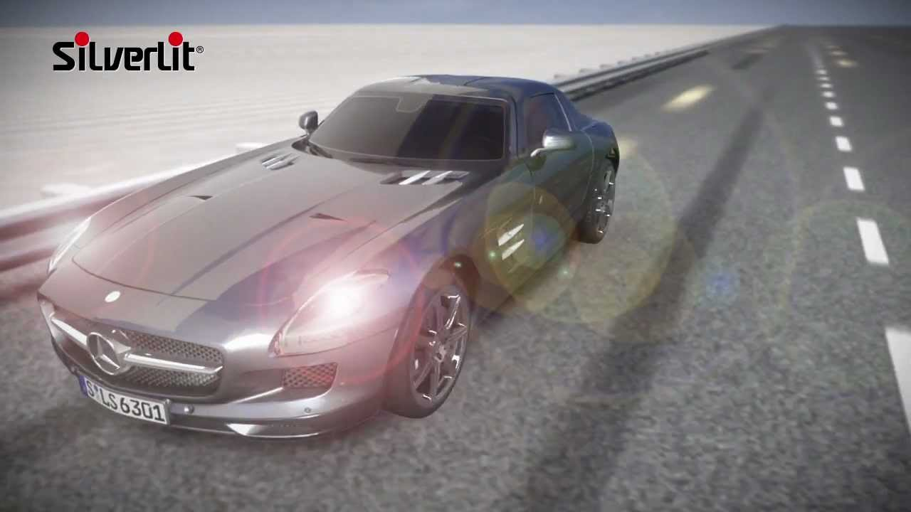 Flying toys iconnect mercedes benz sls amg supercar from for Silverlit mercedes benz sls amg