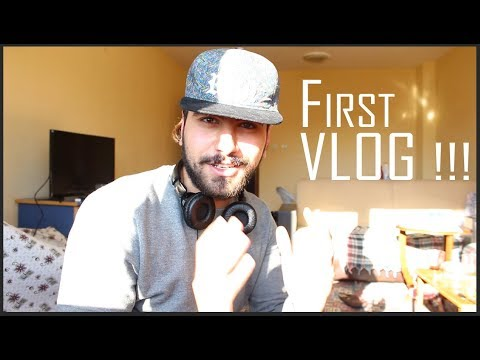 FIRST VLOG in Ankara city Turkey by Mamoun Khaled
