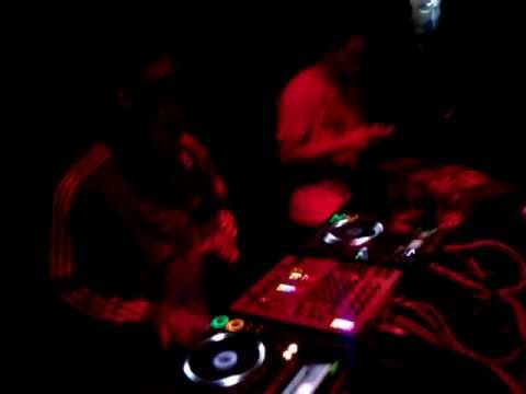 BUNNY and THE CAT on ULTRA SONIC - Music Room Jakarta January 27th 2012