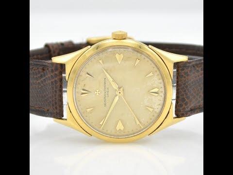 Vacheron & Constantin Vintage Chronometre Royal Calibre P1008/BS