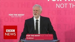 Jeremy Corbyn  Can't protect public 'on the cheap' BBC News